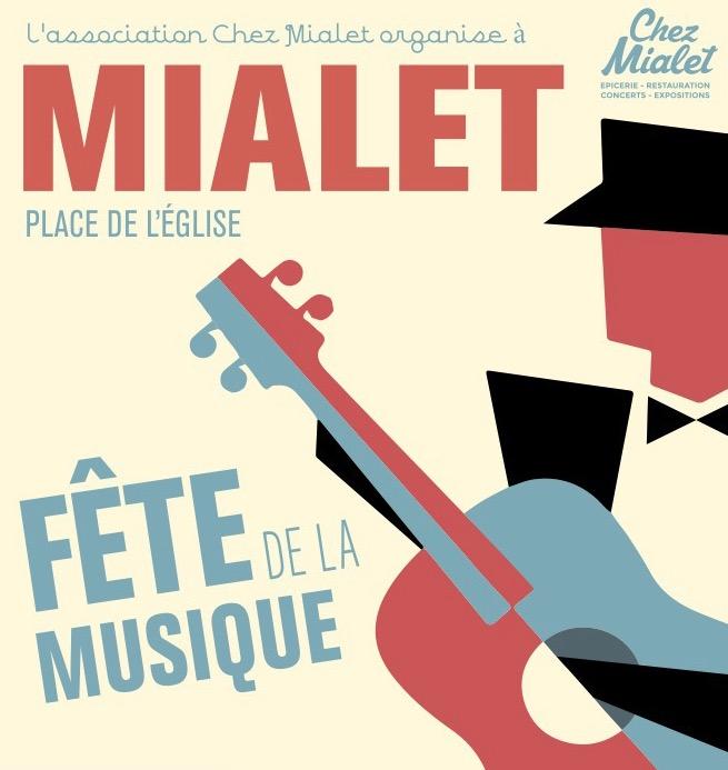 Fete de la musique à Mialet